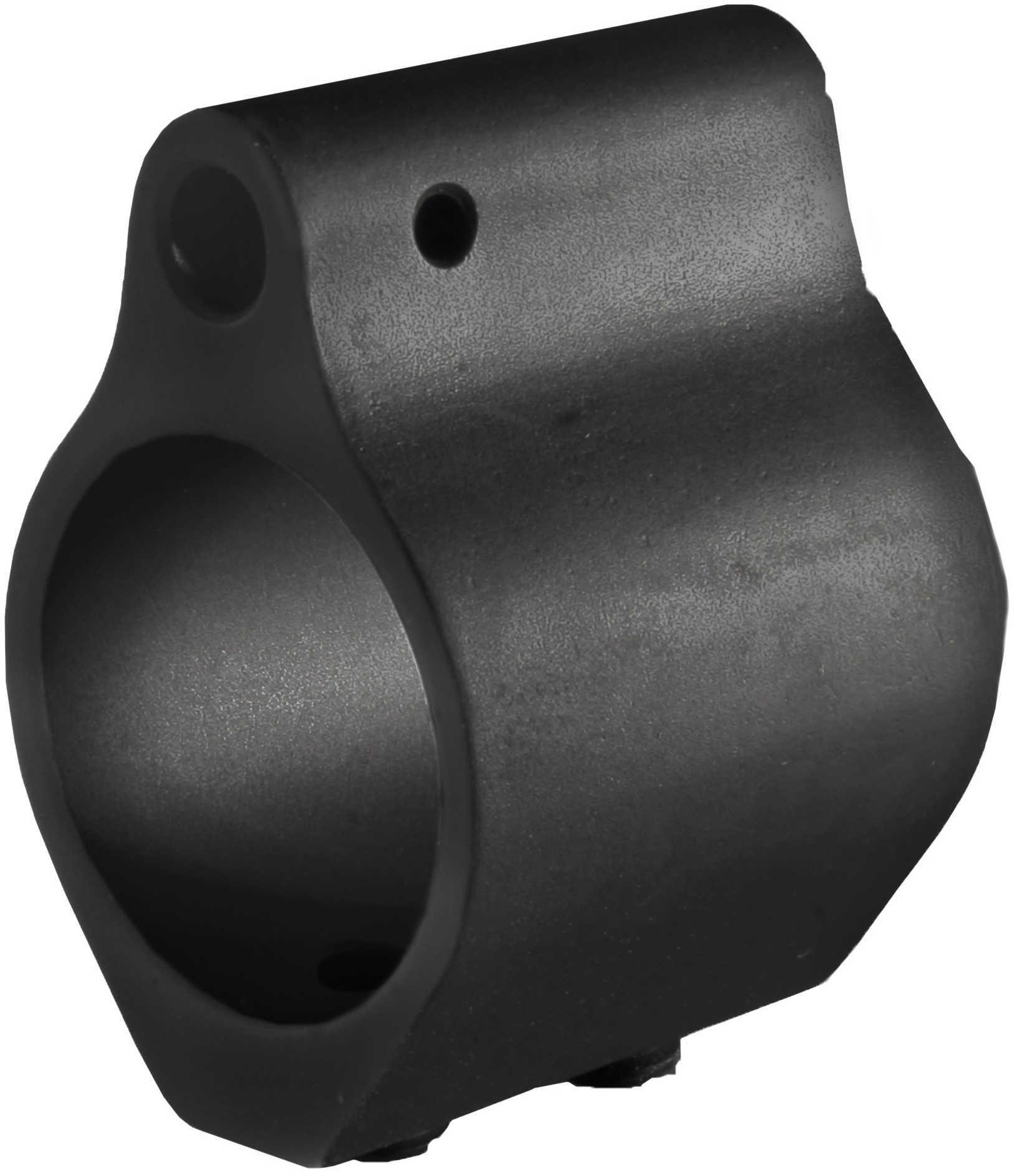 "Troy Ind A4L00BT00 Low Profile Gas Block A4L00BT00 Steel .750"""