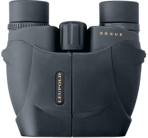 Leupold Wind River Rogue 10X25mm Binoculars With Porro Prism & Black Finish Md: 59225