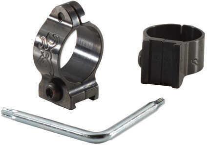 Browning 30mm Rings Intermediate, Matte Black Md: 12347