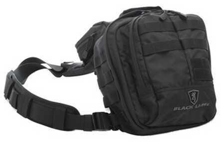Browning Alfa Bag, Black Shoulder Md: 121501995
