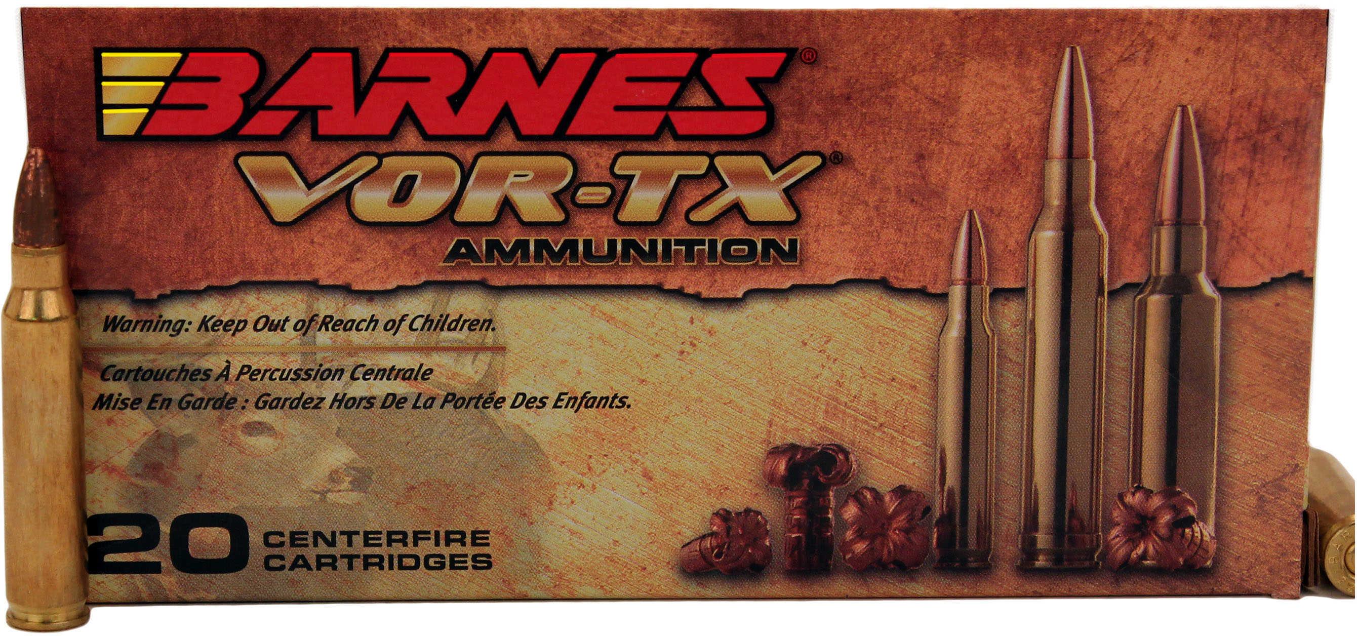 Barnes VOR-Tx 223 Remington TSX 55 Grain /20 Md: BB223R2 ...