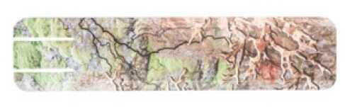 Graphic Full Rail Cover, 2-Piece Camo Md: 4340-Camo