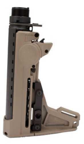 F93-AR-15 /M16 Adjustable ProStock Assembly Black/Tan Md: 4925-BT