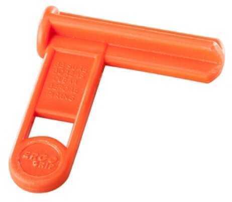 Shotgun Safety Chamber Flag Orange Md: 4985-Or