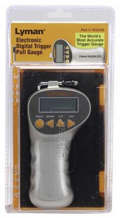 Lyman Electronic Digital Trigger Pull Scale Md: 7832248