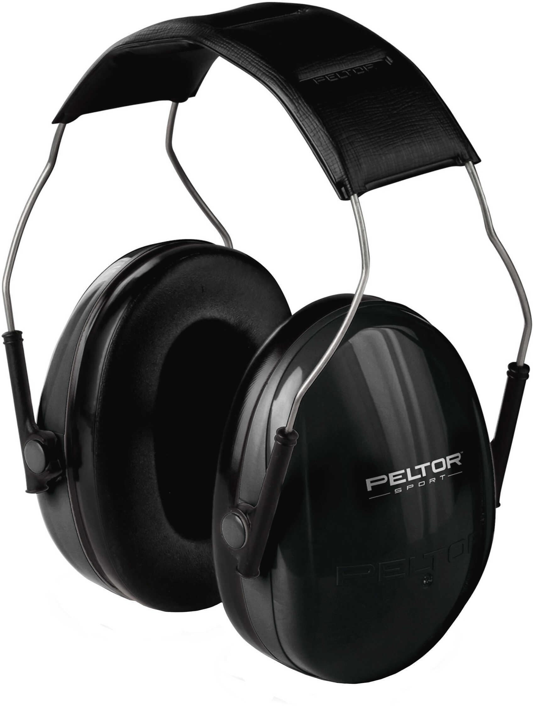 Peltor Youth Earmuffs With Padded & Adjustable Headband & Liquid Foam Cushions Md: 97070