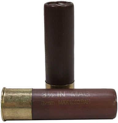 "Federal P108F00 Premium Vital-Shok 10 Gauge 3.5"" 18 Pellets 00 Buck Shot 5 Box"
