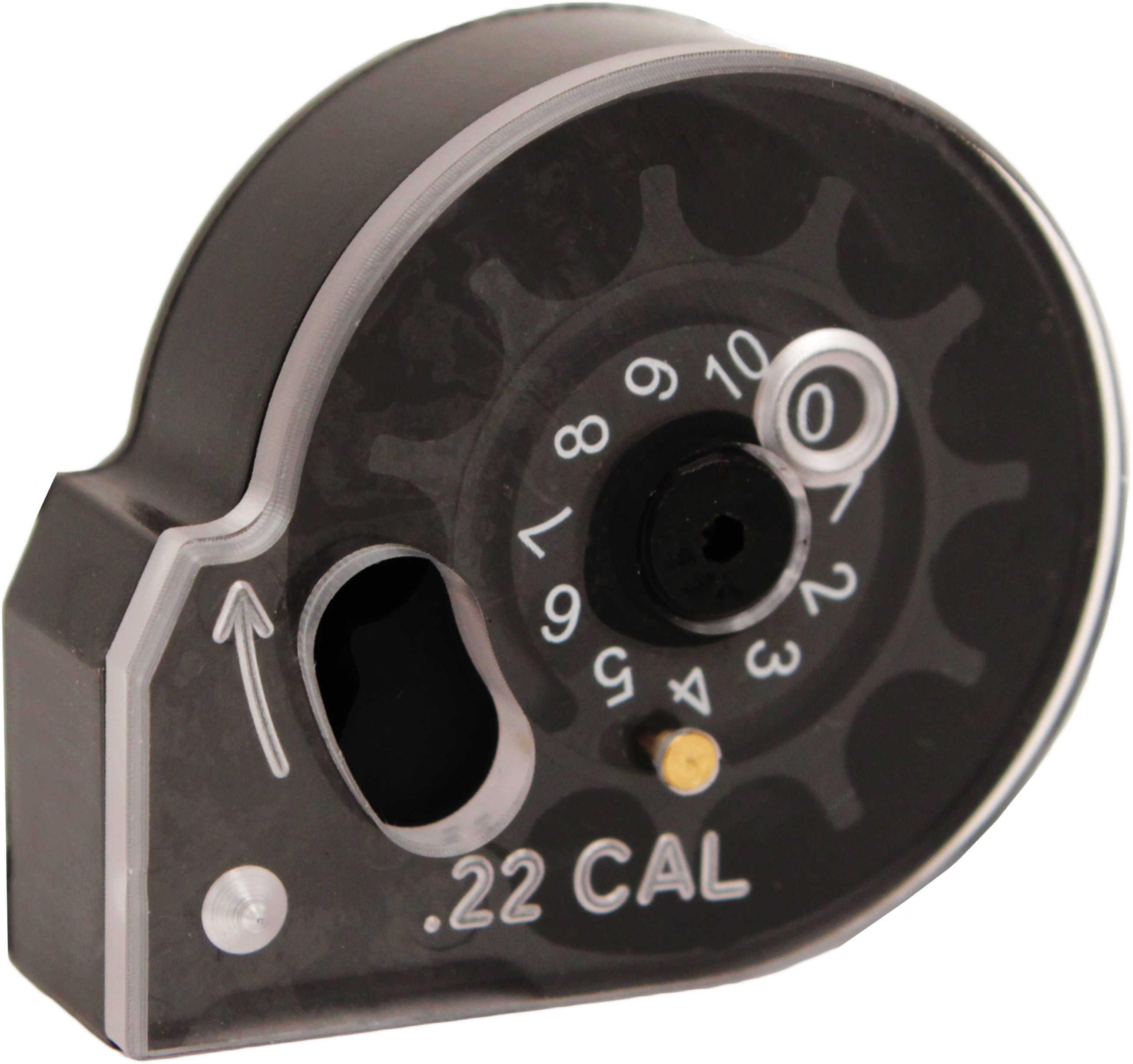 Benjamin Rc2210 .22 Caliber Marauder Airgun Magazine .22 Black