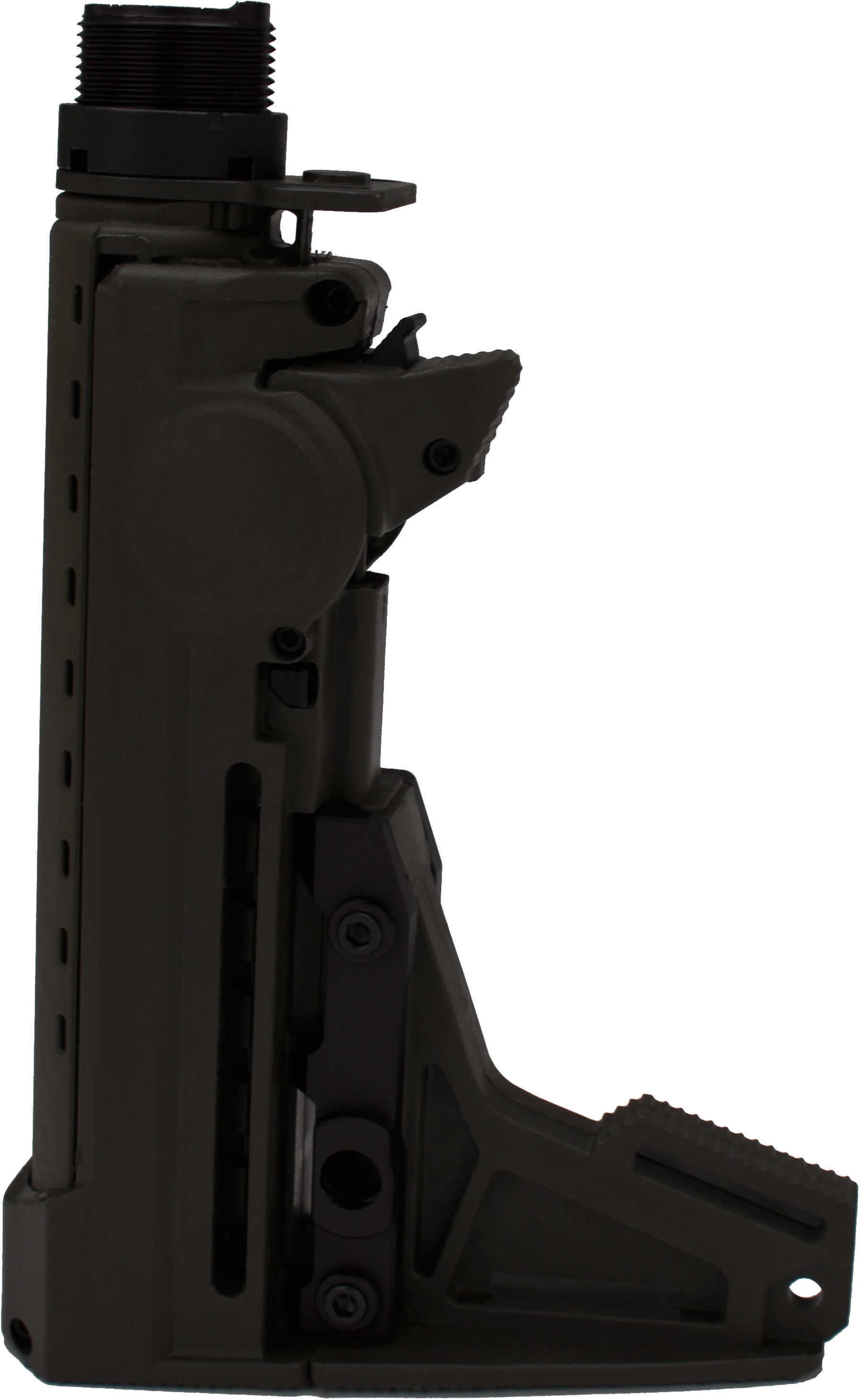 Ergo 4925Bk Ergo F93 Pro Stock Rifle Synthetic Black