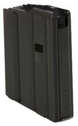 AR-15 Magazine .223 5 Round Magazine Stainless Steel Matte Black Black Follower Md: 0523041185Cpd