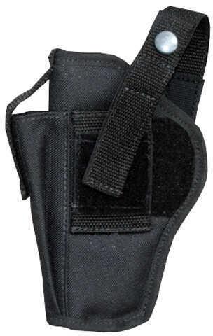 """Extra Mag Nylon Holster For 4"""" Medium Revolvers Md: GLEM9"""
