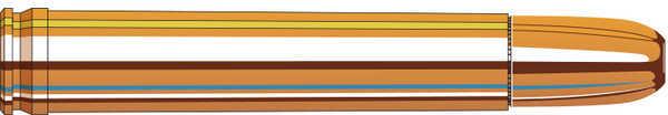 Hornady 458 Winchester Magnum 500 Grain Full Metal Jacket Heavy Magnum Ammunition 20 Rounds Per Box Md: 8585
