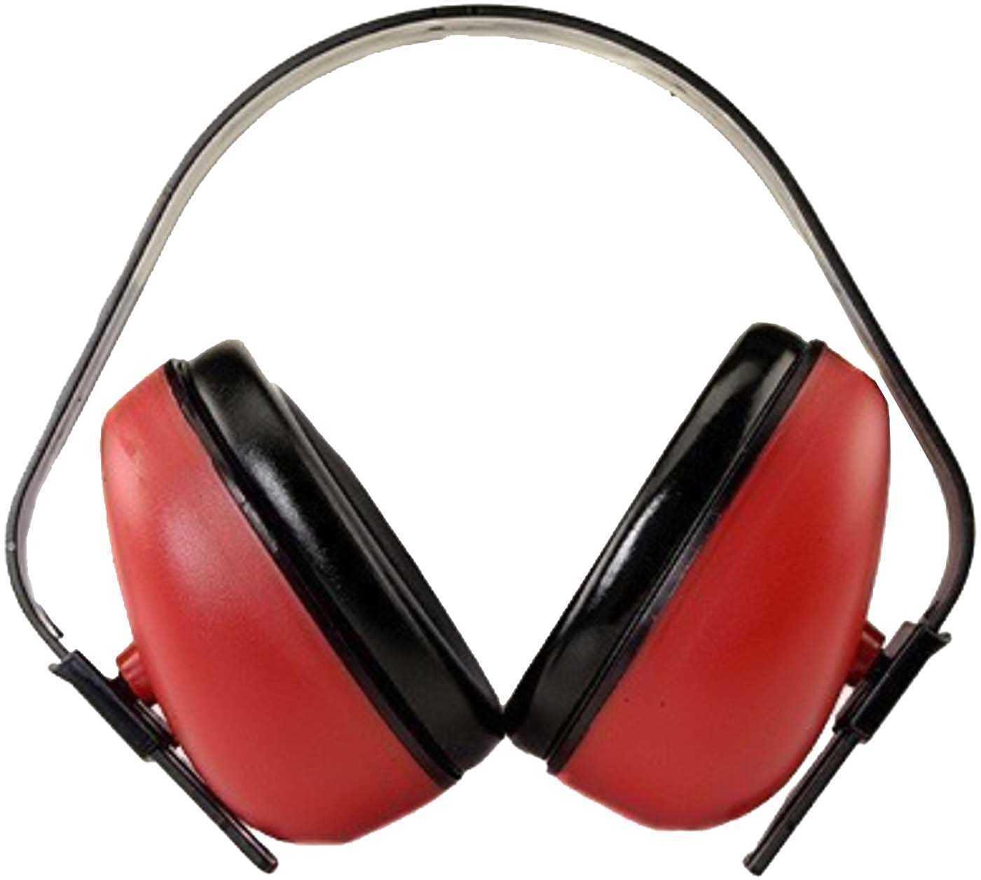 Radians Lightweight Adjustable Earmuffs With Foam Filled Ear Cups Md: DF0310HC