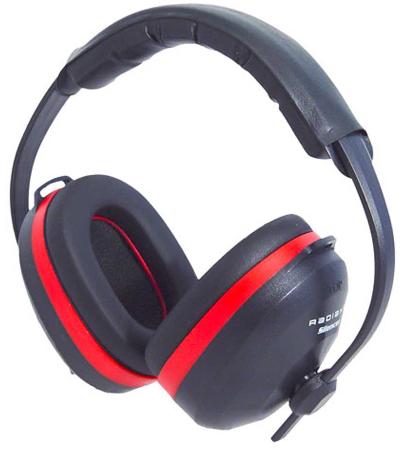 Radians Lightweight Durable Earmuffs With Foam Ear Cushions Md: SL0130Cs