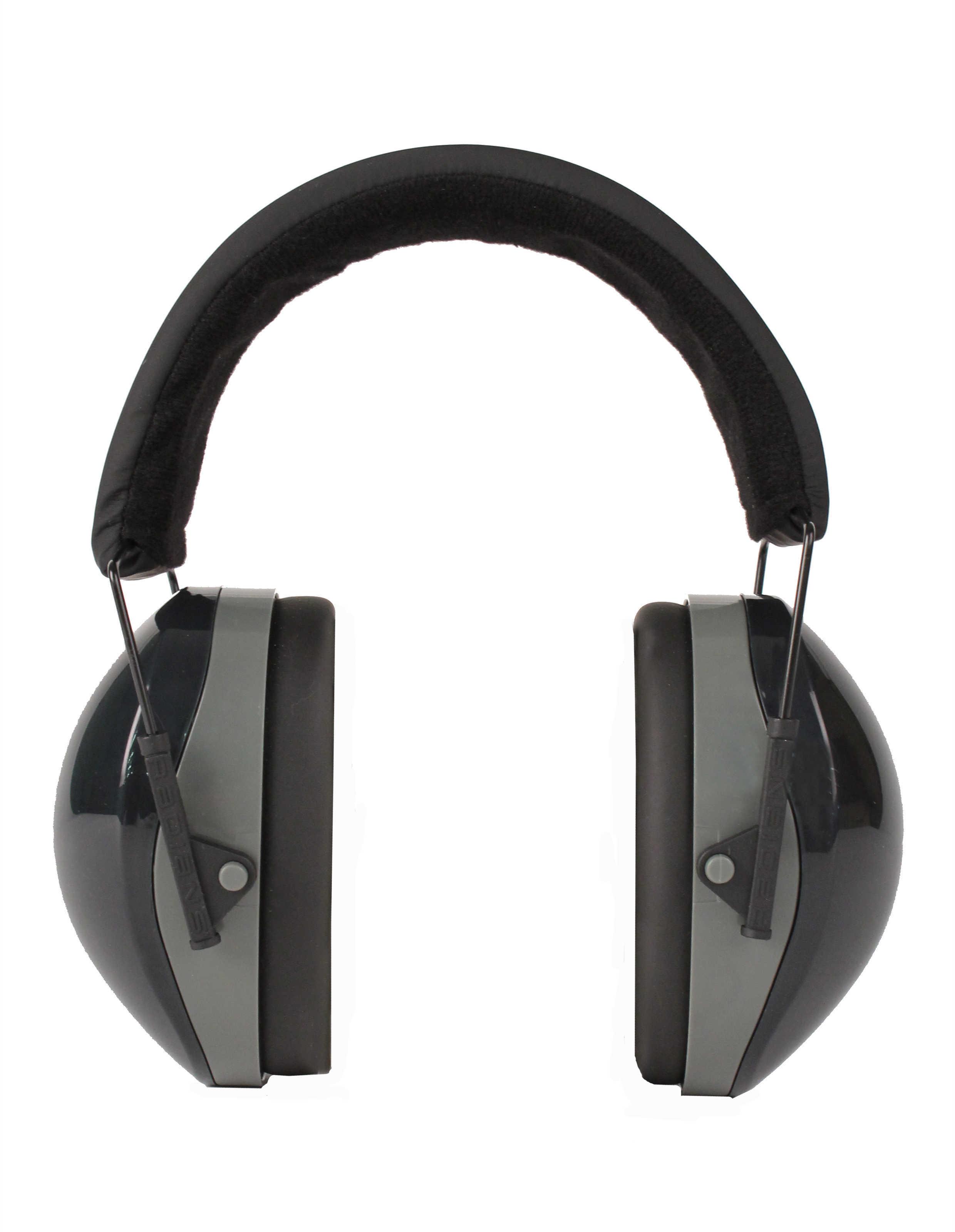 Radians Maximum Comfort Earmuffs With Soft Lightweight Padded Headband Md: TR0160Cs