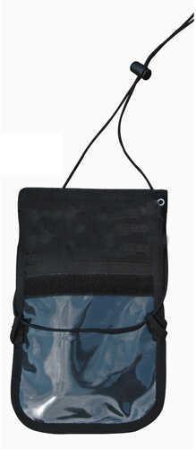 Galati Gear Deluxe Id Pouch W/ Waist Strap Md: GLID175