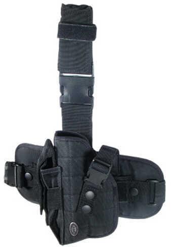 Galati Gear Special Ops Leg Holster Left Hand, Black Md: GLH178BLEFT
