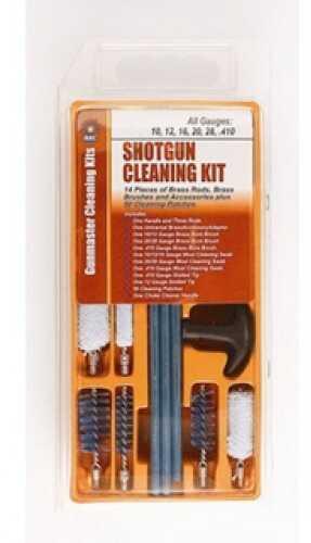 14 Piece Universal Shotgun Cleaning Kit Md: SGK116