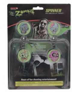 Gamo Zombie Spinner Target Standard Md: 621122111454