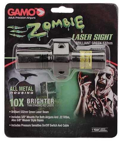 Gamo Zombie Green Laser Sight Md: 62120Ls532