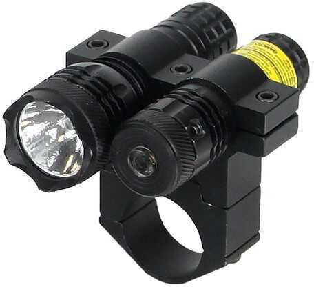 "650Nm Red Laser W/80 Lumen Light, 1"" Mount Md: TWLLCP"