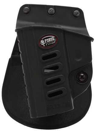 Fobus Ruger® SR22 Holster Left Hand Roto Paddle Md: SR22RPL