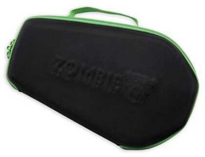 14X9 Molded Nylon Coffin Shaped Pistol Case Black Md: ZMB-510B