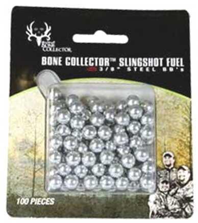 "Gamo Bone Collector Slingshot Fuel 3/8"" Bbs Per 100 Md: 611174954"