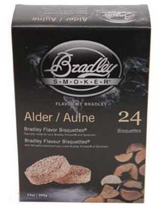 Smoker Bisquettes Alder (24 Pack) Md: BTAL24