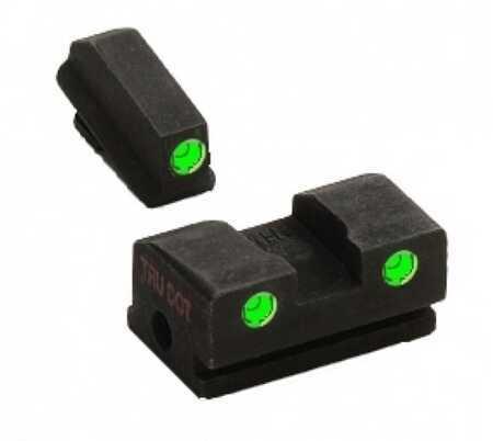 Walther Tritium Night Sight Set 3-Dot Green Md: 2796619