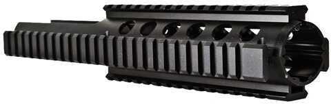 AR15/M4 Quad-Rail With 2 Protruding Rails Md: GM-Qr1L