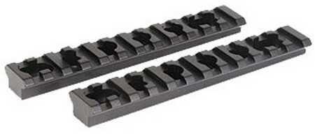"""AR-15 Aluminum Picatinny Rails 5"""" (Per 2) Md: GM-SPR"""