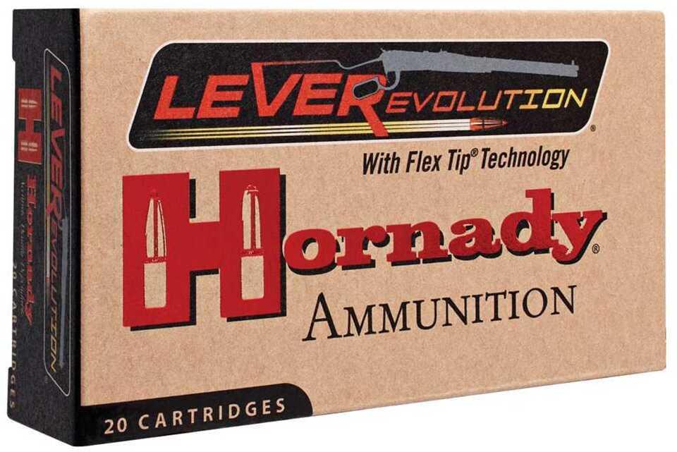 Hornady 450MAR 325 Grain Leverevolution 20 Rds Ammunition 82750