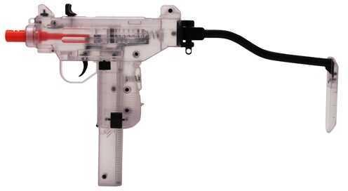 Mini Uzi Spring Airsoft Pistol Clear Md: 2278403