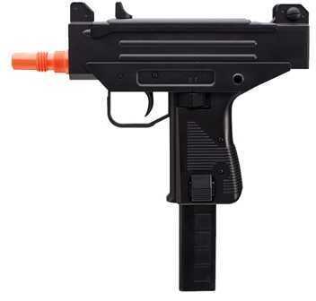Micro Uzi Electric Airsoft Pistol Black Md: 2278406