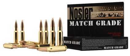 Nosler 300 AAC Blackout 125 Grain Ballistic Tip (Per 20) Md: 43924