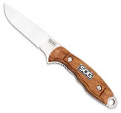 SOG Knives Huntspoint Boning, Wood Handle Md: Ht022L-CP
