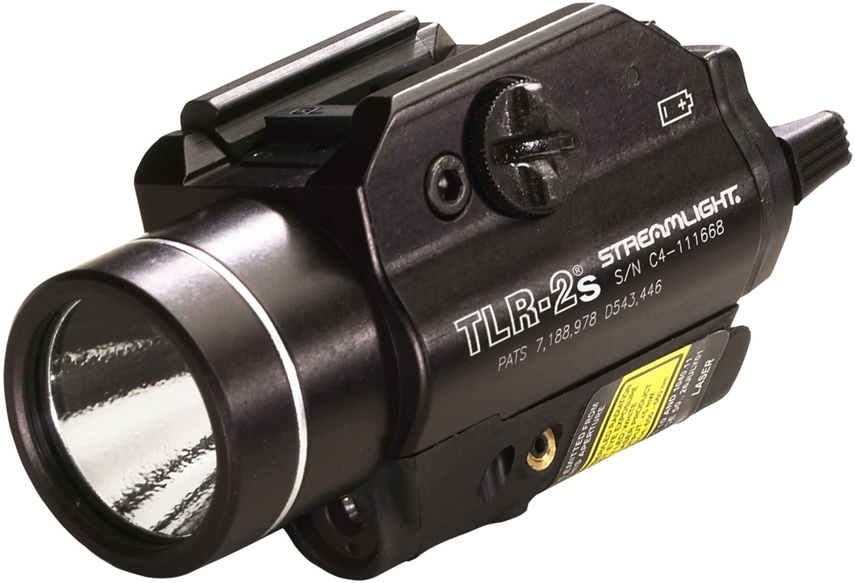 Streamlight TLR-2S Strobe Laser/Light