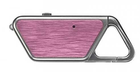 Asp Sapphire USB Rechargeable Light Pink Aluminum Md: 53659