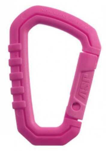 Asp Polymer Carabiner Neon Pink Md: 56219