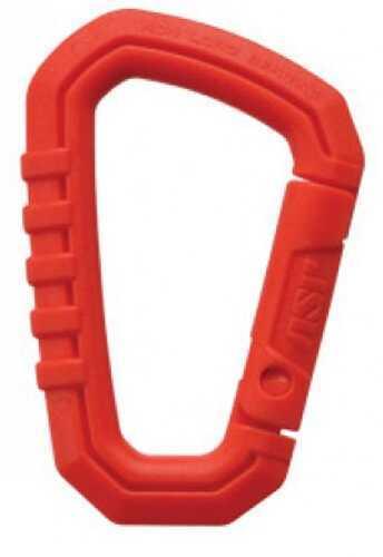 Asp Polymer Carabiner Neon Orange Md: 56221