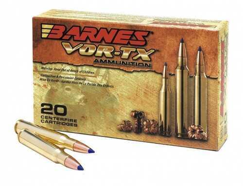 Barnes 280 Remington 140 Grain TSX BT (Per 20) Md: 22011