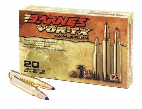 Barnes 300 Weatherby Magnum 180 Gr TTSX BT (Per 20) Ammonition Md: 22013