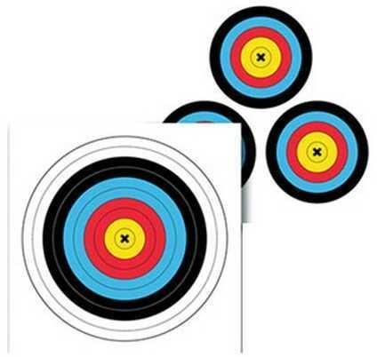 "Birchwood Casey Eze-Scorer Archery Clear, 2 Side, 18"" X 18"", 5 Target Md: 37415"