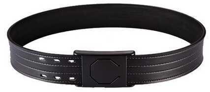 "Hogue 2"" Duty Belt, 1 Piece Buckle, Black 40"" Md: 50340"
