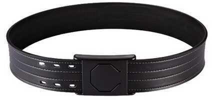 "Hogue 2 1/4"" Duty Belt, 1 Piece Buckle, Black 32"" Md: 50432"