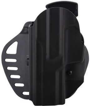 Hogue C19 CZ-75 Left Hand Holster Black Md: 52175