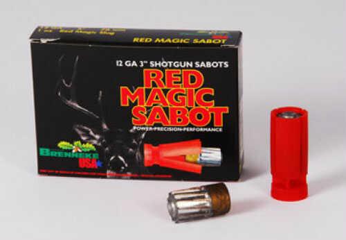 "Brenneke Red Magic Sabot 12Ga 2.75"" 1Oz /5 Md: SL-122Rms-1212824"