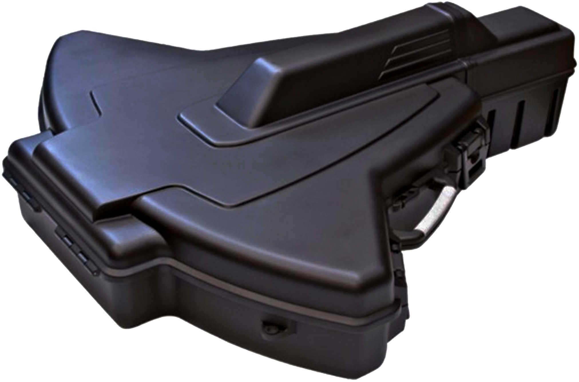 Plano Crossbow Case Manta Black Adjustable Single Bow