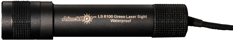Aimshot Green Laser 5Mw Rifle Sight Md: Ls8100
